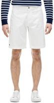 Lacoste Gabardine Regular Fit Bermuda Shorts