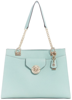 GUESS VG774423PLJ BELLE ISLE Chain Tote