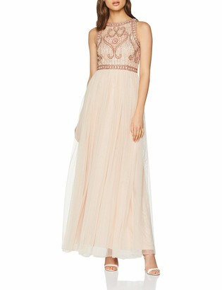 Frock and Frill Women's Tina Embellished Dress Party