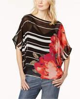 Trina Turk Marlete Floral-Print Top