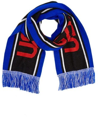 Forever 21 Colorblock NASA Graphic Scarf