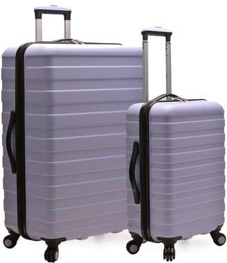 Elite Luggage Cypress 2Pc Hardside Luggage Set