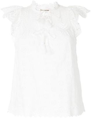 Ulla Johnson Calliope embroidered blouse