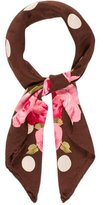 Dolce & Gabbana Printed Woven Scarf