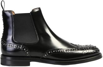 Church's Churchs Studded Ankle Boots
