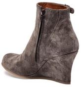 Lanvin Platform Ankle Boot