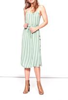 MinkPink Traveller Midi Dress