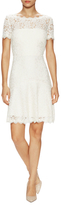 Diane von Furstenberg Fifi Lace Fit And Flare Dress