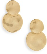 Madewell Hammered Disc Statement Earrings