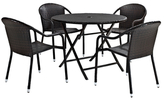 Crosley Palm Harbor Cafe Dining Set (5 PC)