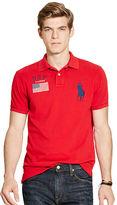 Polo Ralph Lauren Custom-Fit USA Mesh Polo