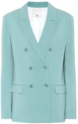 Tibi Crepe blazer