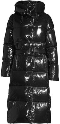 Nicole Benisti Dizin Longline Puffer Jacket