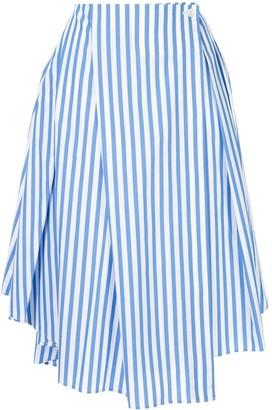 08sircus Striped Skirt