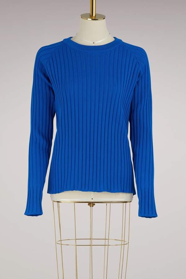 Ami Ribbed sweater