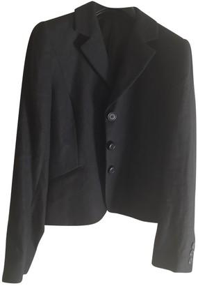 Hobbs Black Linen Jacket for Women