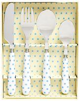 Gulliver Martin Blue Star Cutlery Set