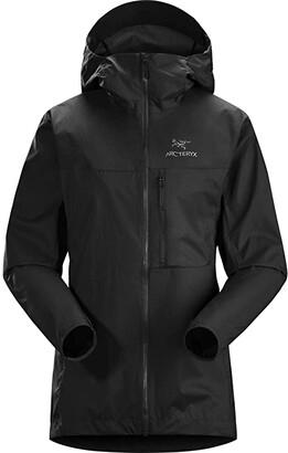 Arc'teryx Squamish Hoody (Black) Women's Clothing