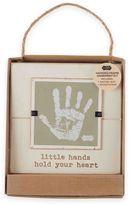 Mud Pie 4-Inch x 4-Inch Hanging Frame Handprint Kit