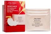 Shiseido Benefiance Wrinkleresist24 Pure Retinol Express Smoothing 3-Pack Eye Masks