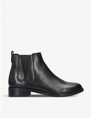 Nine West Crossley leather chelsea boots