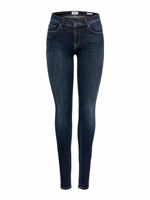 Only Women's Onlshape Reg Sk DNM Jeans Rea9820 Noos Skinny