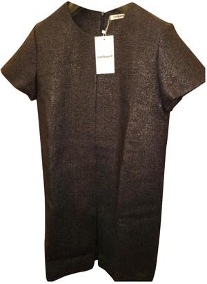Cacharel Navy Cotton Dress for Women