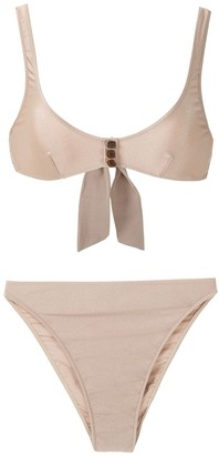Adriana Degreas High Leg Bikini Set