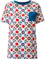 Reinaldo Lourenço - floral print blouse - women - Silk - 44