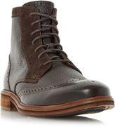 Tommy Hilfiger Hampton Contrast Grain Brogue Boots