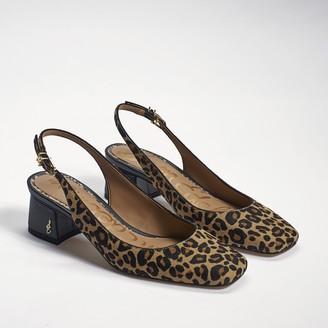 Tamra Slingback Heel