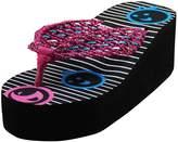 ASVOGUE Women Flats Flip Flops Platforms Slippers