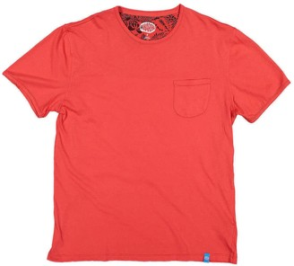 Panareha Margarita Pocket T-Shirt - Light Red