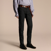 Burberry Slim Fit Regimental Jeans