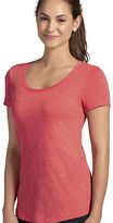 Jockey Womens Essential Scoopneck Tee