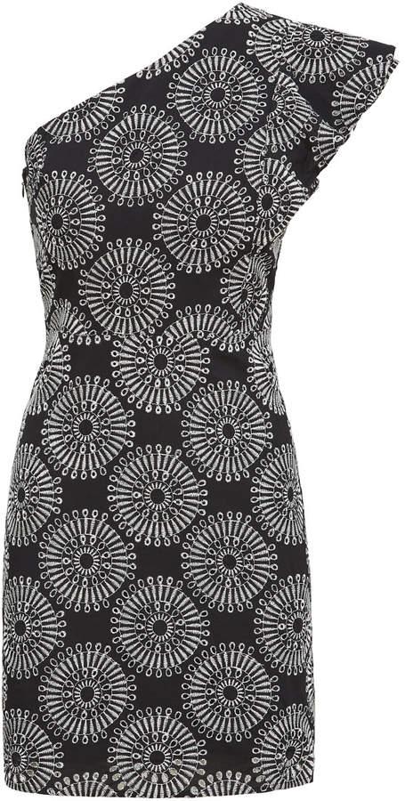 Sam Edelman One Shoulder Dress