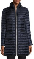Moncler Bogue Collared Down Coat