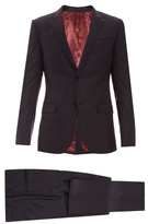 Gucci Monaco Single-breasted Wool Suit