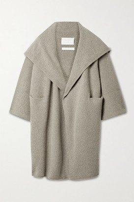 LAUREN MANOOGIAN Cashmere-blend Coat - Mushroom