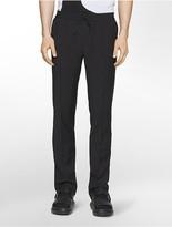 Calvin Klein Platinum Slim Fit Drawstring Waist Pants