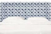 Bungalow Rose Doyon Border Upholstered Panel Headboard Size: Full