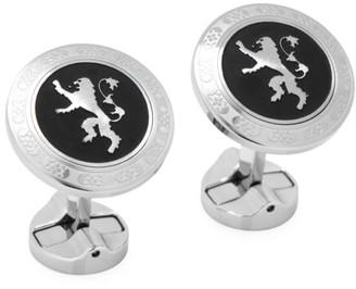 Cufflinks Inc. Game Of Thrones House Lannister Stainless Steel Cufflinks