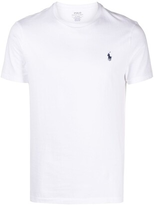 Polo Ralph Lauren Polo Pony embroidered cotton t-shirt