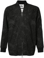 Chapter printed jacket - men - Cotton/Polyurethane - S