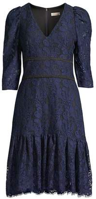 Shoshanna Miran Paisley Lace Dress