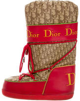 Christian Dior Diorissimo Moon Boots