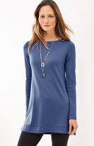 J. Jill Perfect Pima Long-Sleeve Tunic