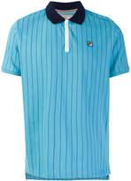 Fila striped polo shirt