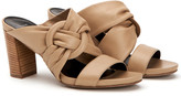 Aquatalia Breanne Weatherproof Leather Sandal