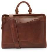 J.W. Hulme Co. American Heritage Leather Portfolio Briefcase